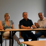 Első szakmai workshop Mogyorósbányán