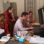 Szakmai workshopot tartottunk Pilisszentlászlón